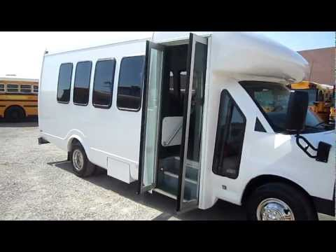 Bus Sales - 2008 Chevy Chassis Supreme Startrans Shuttle Bus S69430
