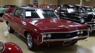1969 Chevrolet Impala Custom Coupe Five-Speed