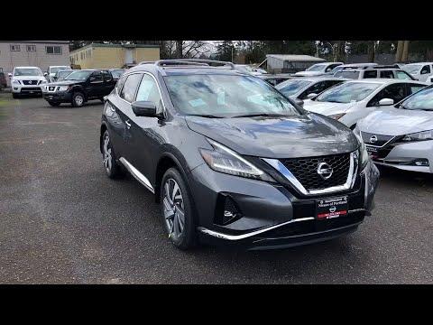 2019 Nissan Murano Portland, Beaverton, Vancouver, Gresham, Hillsboro, OR 1017036