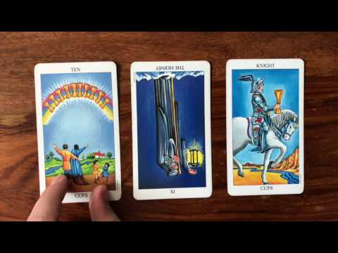 Daily Tarot Reading for 18 May 2017 | Gregory Scott Tarot