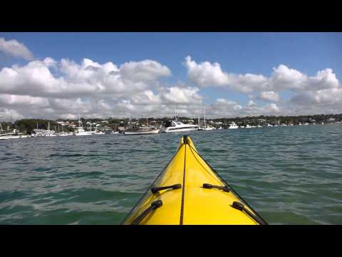 01.Kayak Paddle-Port Hacking-25.2.14