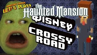 getlinkyoutube.com-Pear Plays - Disney Crossy Road: Haunted Mansion!