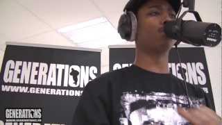 Guizmo - Hip Hop (live Generations 88.2)
