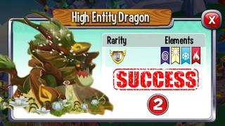 getlinkyoutube.com-Dragon City - High Entity Dragon [Walkthrough Completed | Lap 2]