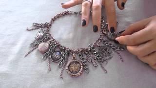 getlinkyoutube.com-Моя коллекция украшений ( часть1),VLOG