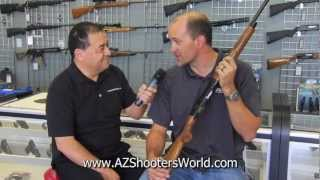 getlinkyoutube.com-Shotgun by Legacy Sports and Hatsan 20 guage The Firearms Channel Weapon Review