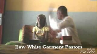 Ijaw white garment pastors width=