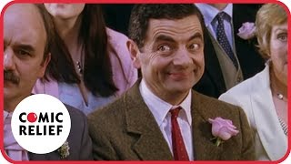 getlinkyoutube.com-Mr Bean's Wedding | Comic Relief