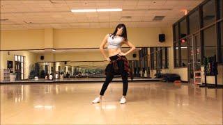 getlinkyoutube.com-Beyonce - YONCE Dance Cover | GIRIN choreography