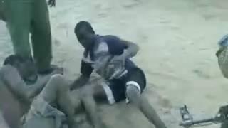 Majangili wala kichapo baada ya kukamatwa na askar wa wanyama pori ase ni hati(SUBSCRIBE Jaga tv sho