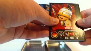 getlinkyoutube.com-World Of Warriors Topps Tin Opening.