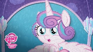 getlinkyoutube.com-My Little Pony Australia - 'Baby Flurry Heart's Heartfelt Scrapbook: The Crystalling' Original Short