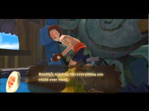 Legend of Zelda Skyward Sword Walkthrough 02 (4/4)