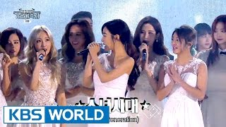 getlinkyoutube.com-All Artist - As Much Love As All There Is [2015 KBS Song Festival / 2016.01.23]