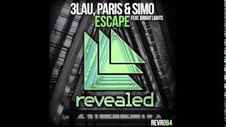 3LAU, Paris & Simo ft Bright Lights - Escape (Instrumental Mix)