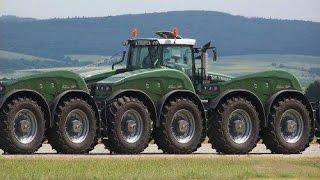getlinkyoutube.com-Tractor stuck in the mud. Heavy equipment fail. Tony-F part 1