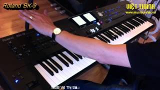 getlinkyoutube.com-ROLAND BK- 9 DANCE DJ 2015 ( Trung Kiên )