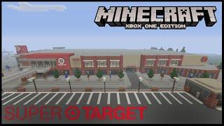 getlinkyoutube.com-Minecraft Xbox - Super Target (Subscriber Showcase)