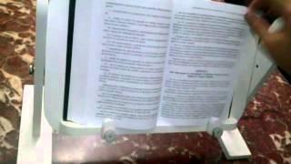 getlinkyoutube.com-Suporte para Leitura - Suporte para Livros - Concurseiros