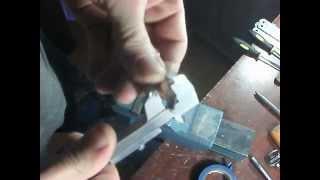 Как самостоятельно изготовить бамп ключ часть 1