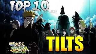 getlinkyoutube.com-Naruto Ultimate Ninja Storm Revolution - Top 10 Tilts w/ Commentary