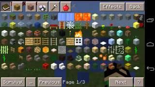 getlinkyoutube.com-Mods- to many items-minecraft PE 0.13.0 apk muy pr