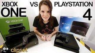 getlinkyoutube.com-PlayStation 4 vs XBox One comparativa review en español