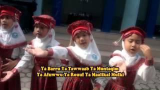 getlinkyoutube.com-Asmaul Husna - TK. Plus Rahmat  vocal by Daffa Faeyza Syafarani dkk.