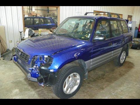 RY17351 2000 Rav4 133509 Elmer's Auto Salvage
