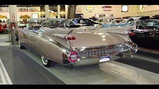 getlinkyoutube.com-1959 Cadillac Caddy Eldorado Biarritz Convertible & Great Tail Fins My Car Story with Lou Costabile