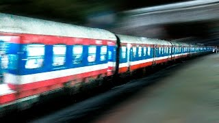getlinkyoutube.com-The Beauty of the NIGHT TRAINS : Indian Railways