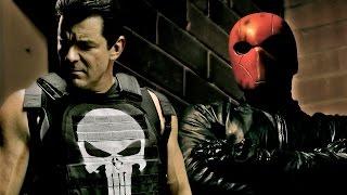 getlinkyoutube.com-PUNISHER vs RED HOOD - Super Power Beat Down (Episode 12)