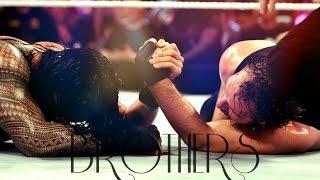 getlinkyoutube.com-Roman Reigns x Dean Ambrose - Brothers