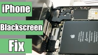 getlinkyoutube.com-How to fix black and unresponsive iPhone screen: 6/6+/6s/6s+