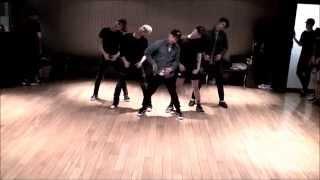 getlinkyoutube.com-[Mirrored and Slow 50%] BIGBANG - BANG BANG BANG Dance Practice