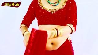 getlinkyoutube.com-How To Wear Saree Perfectly(Bridal Saree Draping DIY)Designer Sari Blouse 2016
