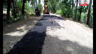 Haridwar : 'गडढा मुक्त सड़क