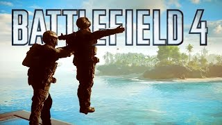 getlinkyoutube.com-Battlefield 4 - Random Moments 44 (New Dance Moves!)