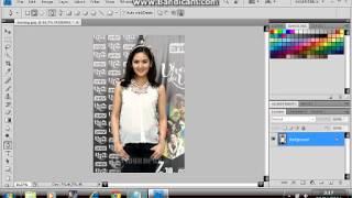 getlinkyoutube.com-Tutorial X - Ray menggunakan Photoshop