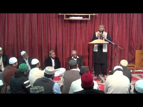 ahmed ali hakim new rubaiyat by muhammad shazad qadri 19-4-2014 in greece