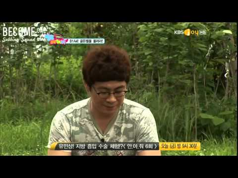[B1SS] 120802 Hello Baby Season 6 with B1A4 - Episode 2 (1/4)