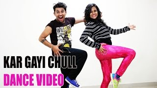 getlinkyoutube.com-Kar Gayi Chull Dance Video By Abhijeet & Renuka
