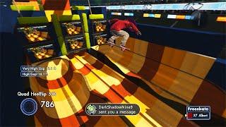 getlinkyoutube.com-Skate 3 - BEST PARK EVER!