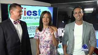 El alcalde de Bonita Springs invita a la comunidad a la Fiesta Bonita 2017