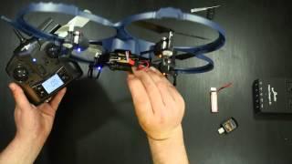 getlinkyoutube.com-UDI U818A-1 Discovery - New HD Camera Version