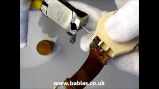 getlinkyoutube.com-How to change your Swatch watch strap - Babla's Jewellers