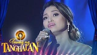 Tawag ng Tanghalan: Eumee Capile | Pangako Sa'Yo (Round 5 Semifinals)