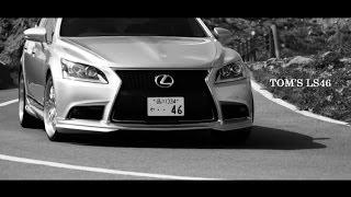 getlinkyoutube.com-TOM'S LS46 PV  トムス レクサスLS460 /  LEXUS LS460