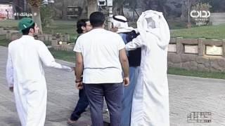 دخول خفيف محمود فلاح للمنتجع على أنشودة يا أطفال ياحلوين | #حياتك41