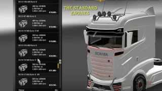 getlinkyoutube.com-ETS2 MODS: 2000 BHP engine for all trucks